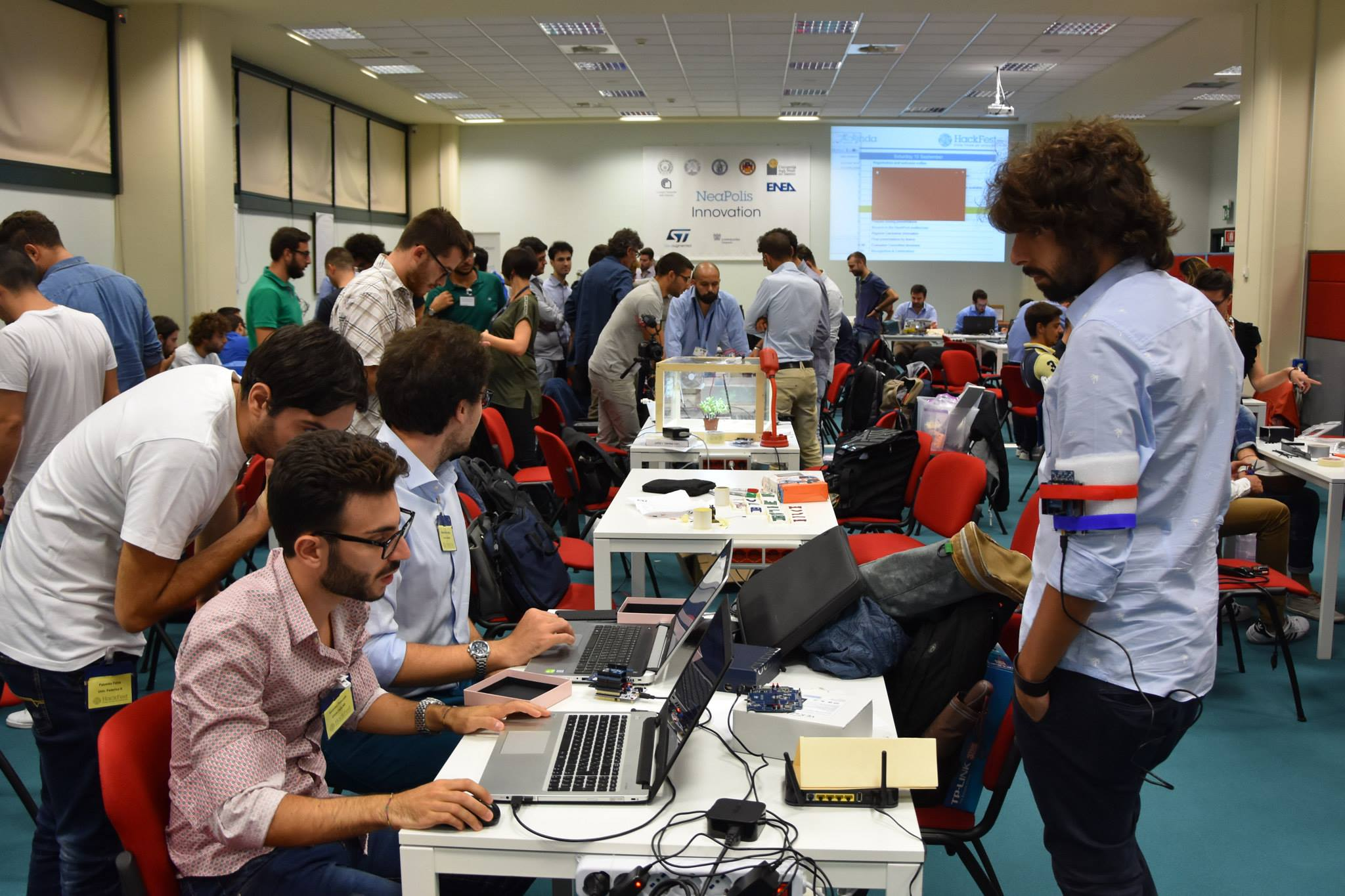 HACKFEST: SFIDA ALL' ULTIMO BIT