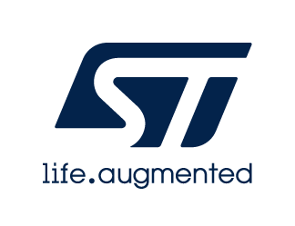 Logo di STMicroelectronics