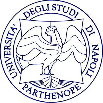 Logo della Università degli Studi di Napoli Parthenope